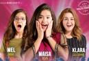 #Cinema: 'Tudo Por um Pop Star' traz Maisa Silva, Klara Castanho e Mel Maia