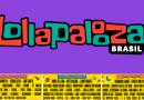 #Festival: Lollapalooza Brasil 2019 anuncia programação dos palcos