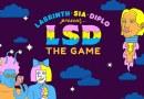 #APP: Sia, Diplo e Labrinth viram personagens de videogame