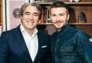 #Óculos: Safilo e David Beckham anunciam licenciamento de eyewear de 10 anos