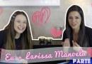 #Celebridade: Larissa Manoela fala sobre sua primeira vez