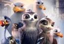#Animação: Gaivotas desafiam os limites de uma andorinha no primeiro trailer de 'Voando Alto'