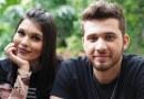"#Música: Gustavo Mioto e Lary gravam clipe do single ""Mal Resolvido"""