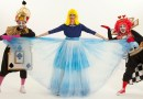 "#Teatro: Talytha Pugliesi estrela ""Alice no País das Maravilhas"" no Teatro Novo"