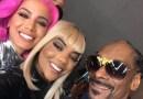 #Música: Ludmilla comenta polêmica envolvendo Anitta e Snoop Dogg