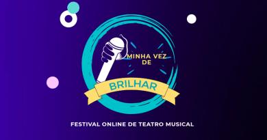 'Minha Vez de Brilhar' promove talentos do Teatro Musical e oferece prêmio em dinheiro
