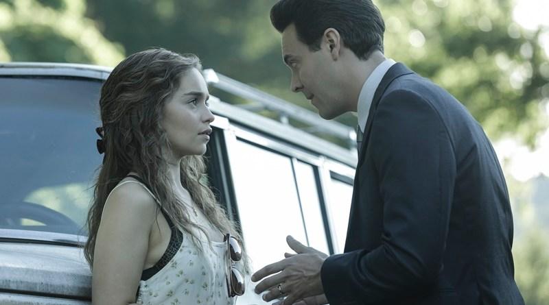'Crime e Desejo', com Emilia Clarke ganha trailer