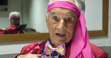 """Aos 101 anos, morre o ator Orlando Drummond o """"Seu Peru"""""""