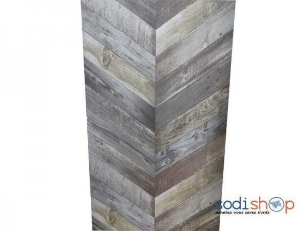 papier peint imitation bois pour multiple decoration interieur ak0028