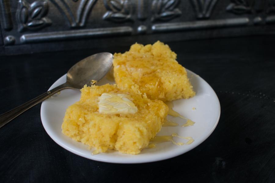 Low Sodium Corn Bread