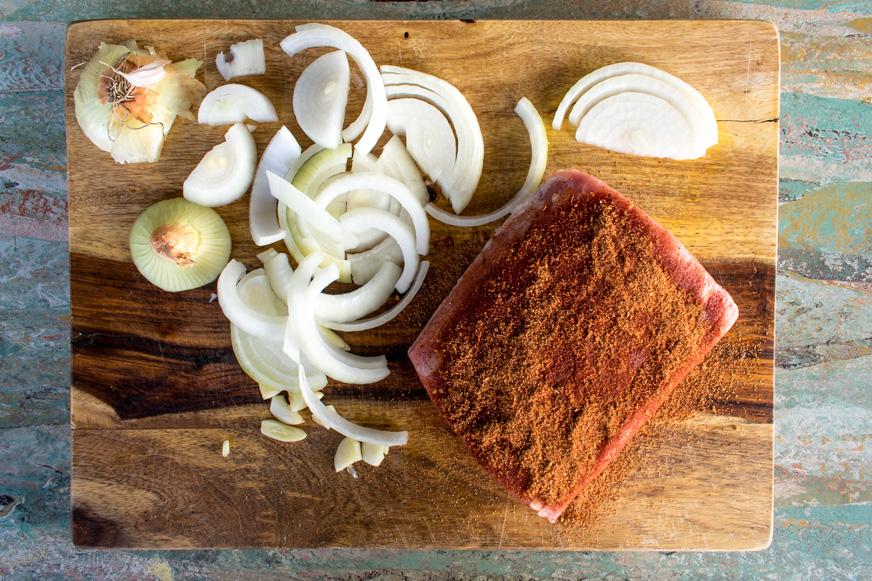 Pulled Pork - Low Sodium Recipe