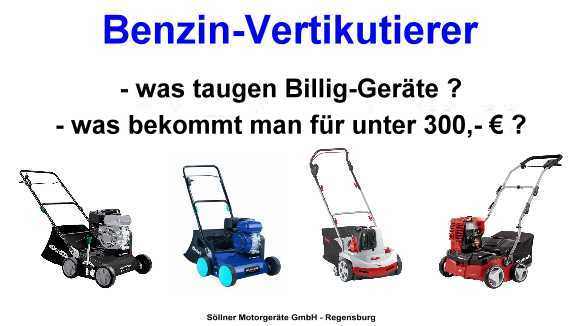 benzin vertikutierer was taugen billig ger te unter 300 euro. Black Bedroom Furniture Sets. Home Design Ideas