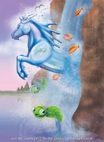 Neonfrog tadpole | Magical Friends