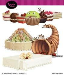 Isabellaandfriends_cakes_by_soelver