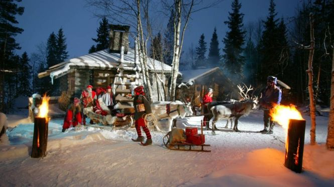 rovaniemi - TOP 10 BEST CHRISTMAS TOWNS AND CITIES TO VISIT BEFORE AND AT XMAS TIME