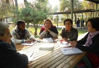 Rencontres internationales au Chili 2014