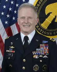 General Thomas - USSOCOM