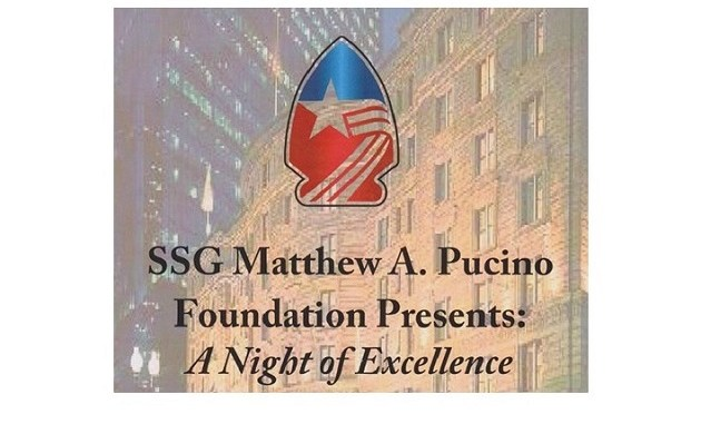 Night of Excellence - SSG Matthew A. Pucino Memorial Foundation