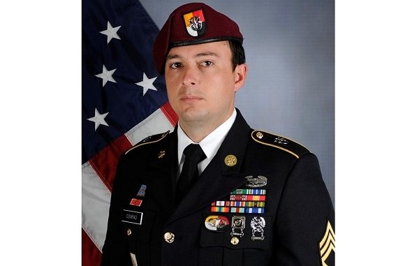 SSG Alexander Conrad KIA Somalia June 2018 3rd Special Forces Group