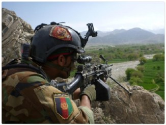 Afghanistan conflict - Afghan Special Security Force