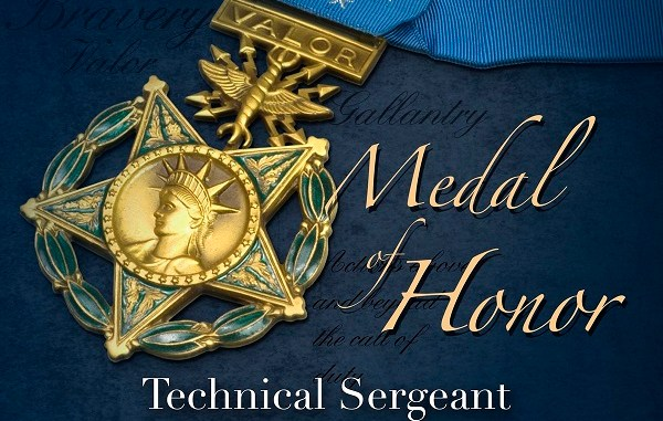 Medal of Honor awarded to John Chapman