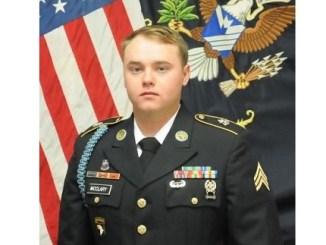 SGT Jason McClary, KIA in Afghanistan