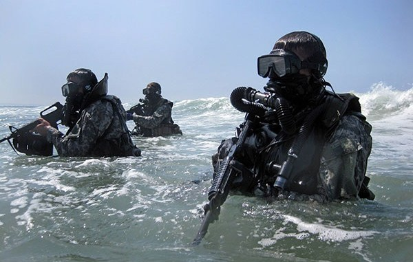 Combat Divers SOF