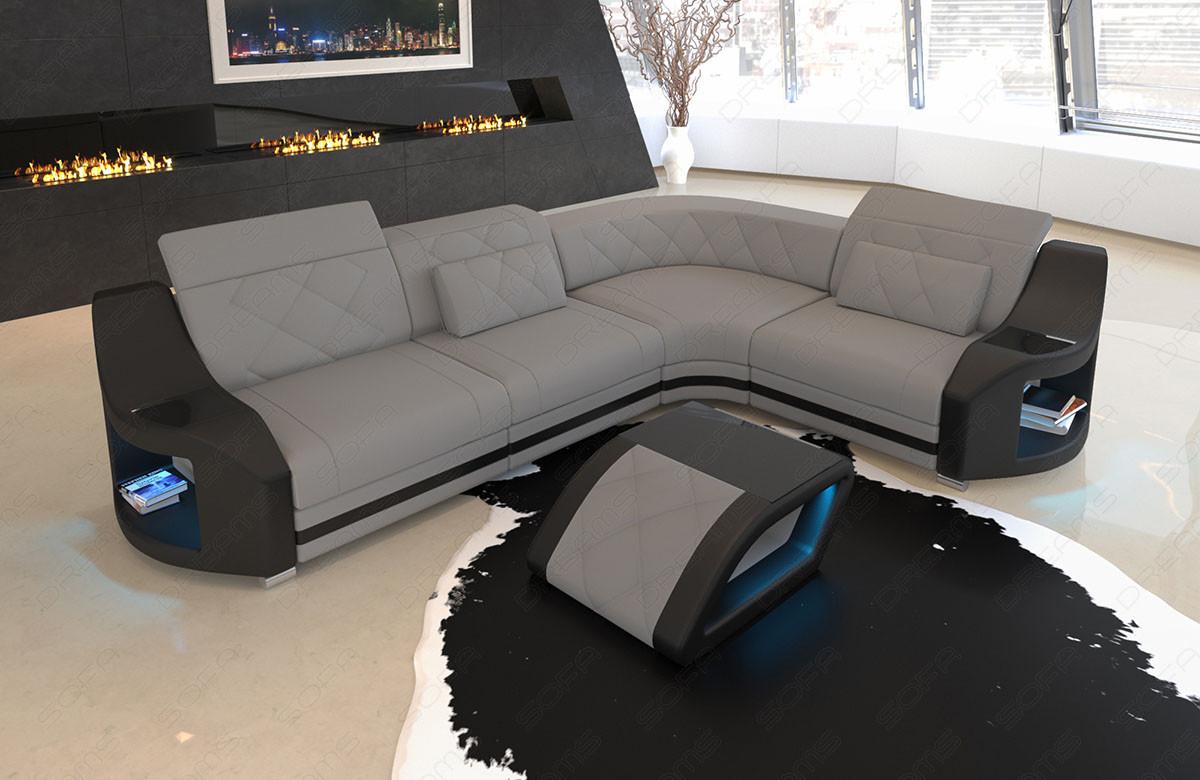 Stof Luksus Sofa Columbia L Store Designer Sofaer Sofadreams