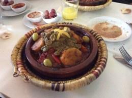 "Couscous im Benine, was ""lecker"" heißt"