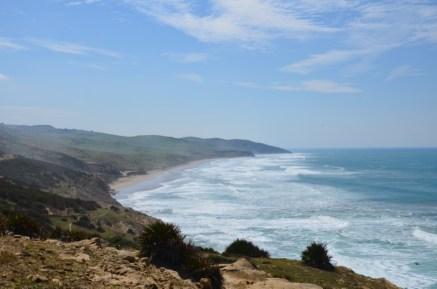 Wanderung von einer Stunde marokkanischer Zeitrechnung