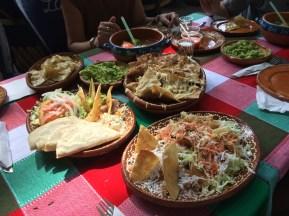 Mexikanisches Essen zum Unabhängigkeitstag ?
