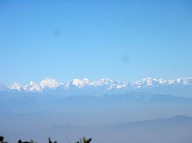Panoramaausblick