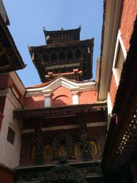 Kleiner Tempel in Patan