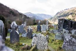 Das Erbe des goldenen Zeitalter des Christentums in Glendalough