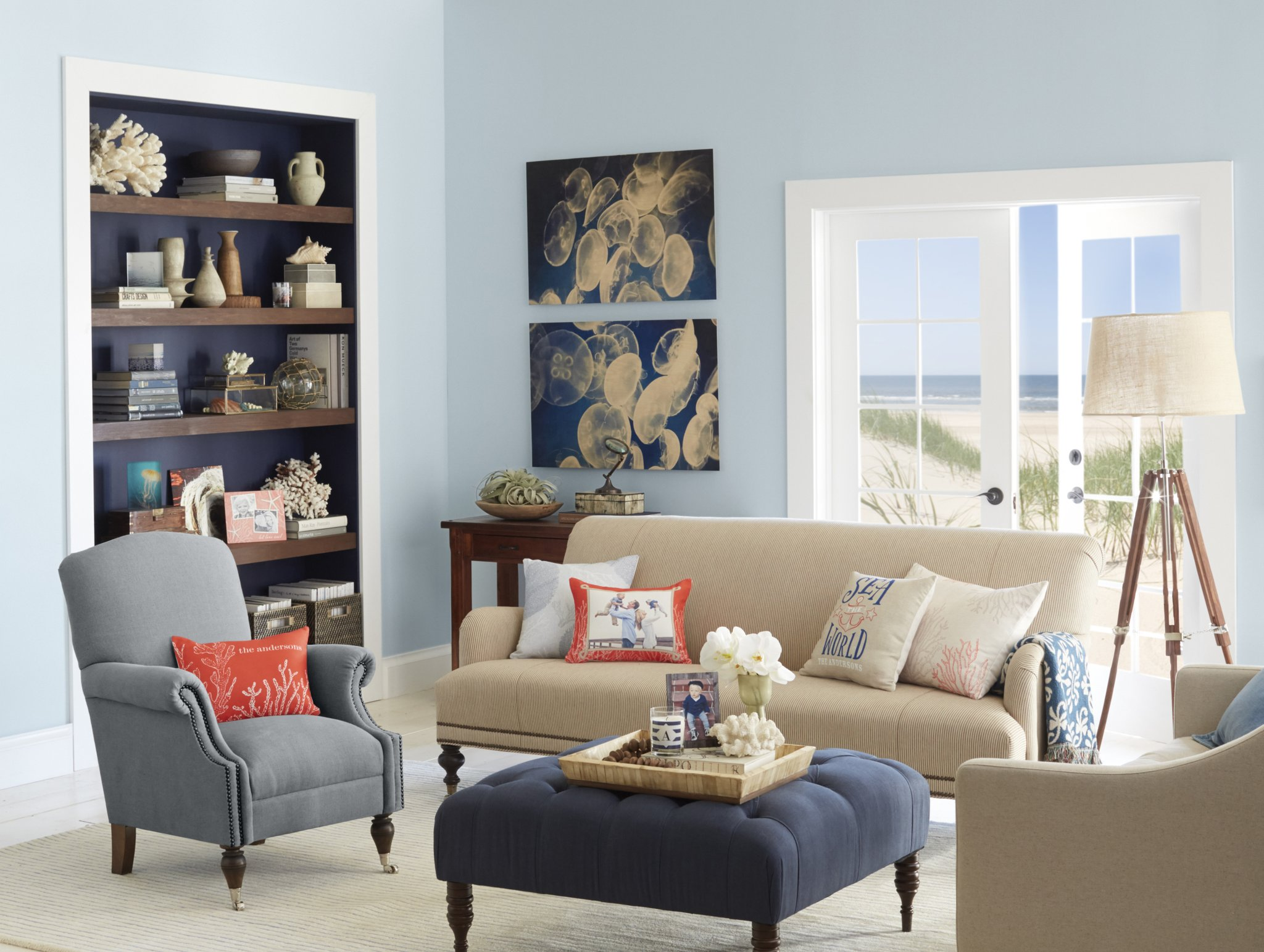 Big Design Tips For A Small Living Room   Sofas & More on Small Living Room  id=13850