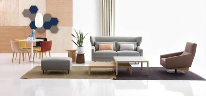 Sofás modernos Sancal