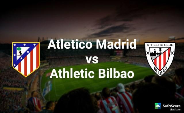 اتلتيكو مدريد واتلتيك بلباو بث مباشر