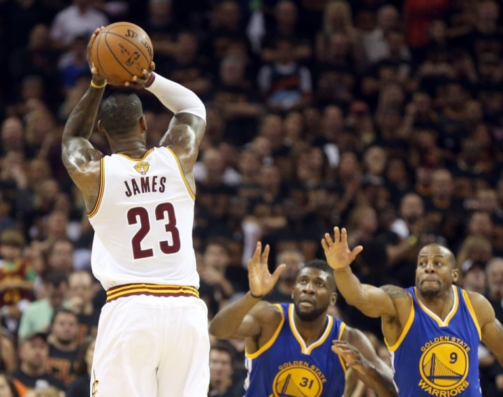Lebron James Elishes Himself As The Best Player In World By Forcing Game 7