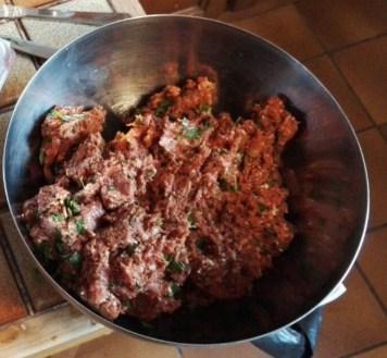 viande à kefta