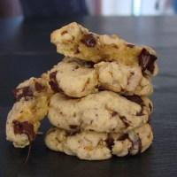 La vraie recette des Cookies Américains