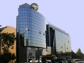 Sofia Business district, Todor Aleksandrov Blvd., Bulgaria