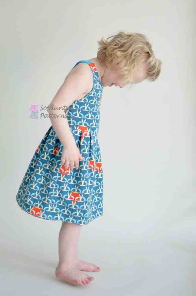 Fox Solis dress- Sofilantjes12