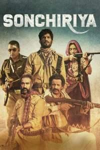 "Poster for the movie ""Sonchiriya"""