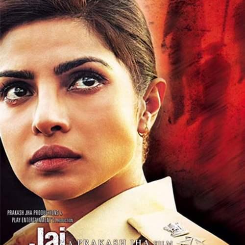 """Poster for the movie """"Jai Gangaajal"""""""