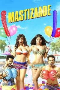 """Poster for the movie """"Mastizaade"""""""