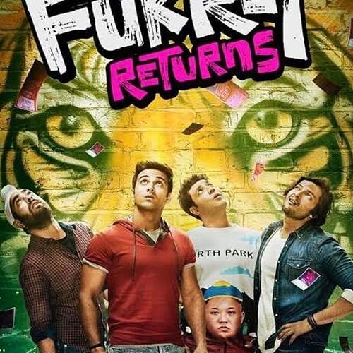 "Poster for the movie ""Fukrey Returns"""