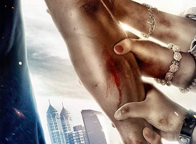 "Poster for the movie ""Ghayal Once Again"""