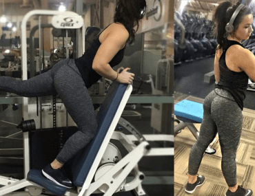 No Squats Full Glute Workout