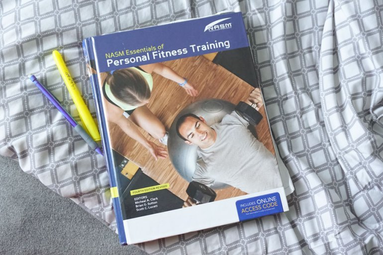 How to pass the NASM Exam   Ultimate Study Guide   So Fit So