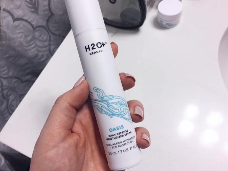 H20+ Beauty Oasis Daily Defense Moisturizer SPF 30